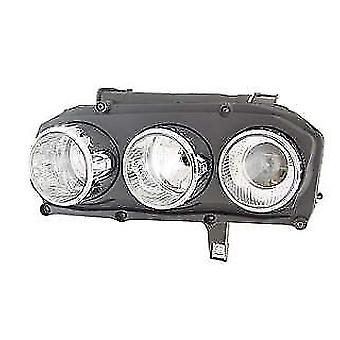 Left Headlamp (Electric With Motor) For Alfa Romeo 159 2005-2008