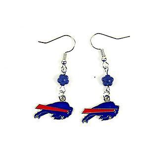 Buffalo Bills NFL Sophie Style Dangle Earrings