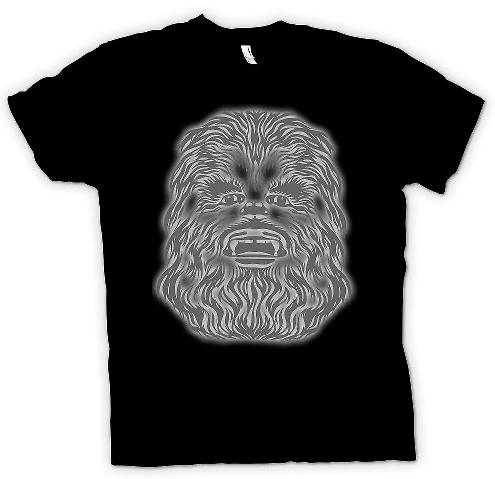Herren T-Shirt - Star Wars - Chewbacca