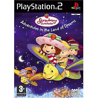 Strawberry Shortcake the sweet dreams game (PS2)
