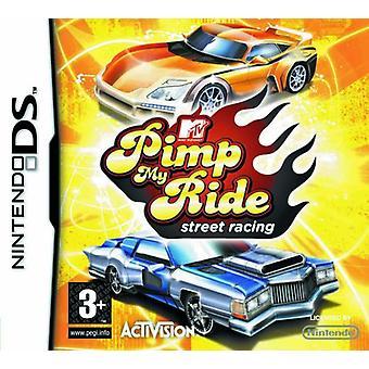 Pimp My Ride Euro Straßenrennen (Nintendo DS)