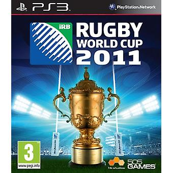 Rugby-VM 2011 (PS3)