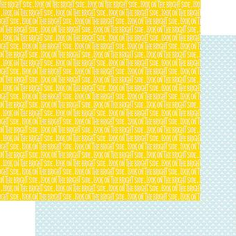 The Bright Side Double-Sided Cardstock 12