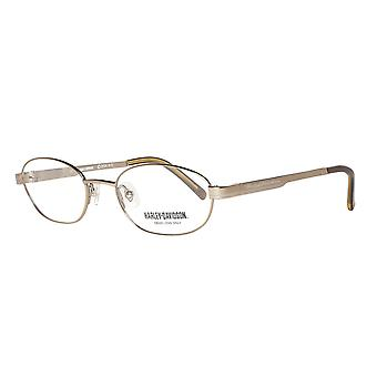 Harley Davidson glasses ladies gold