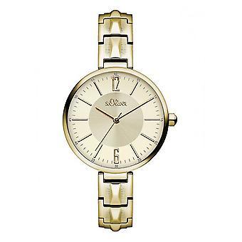 s.Oliver ladies watch wrist watch SO-3089-MQ