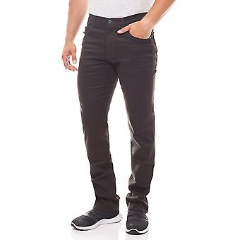 Wrangler jeans Arizona men's stretch brown pants