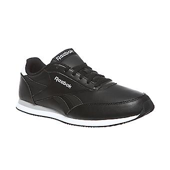 Reebok mens of Royal CL jogging sneakers sneaker black