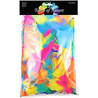 Packaged Feathers-Vibrant 70g