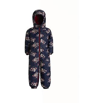 Regatta Boys & Girls Babies Printed Splat II Waterproof Rainsuits