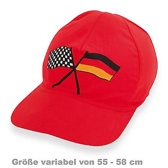 Baseball Cap racer formula one car race