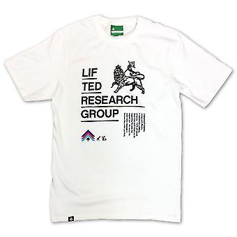 LRG Bless The Emperor T-shirt White