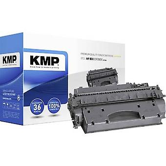 KMP Toner cartridge replaced HP 80X Black 7300 pages H-T234