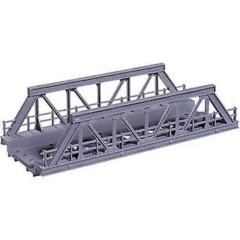 NOCH 21330 H0 Lattice truss bridge 1-rail Universal (L x W x H) 180 x 70 x 45 mm