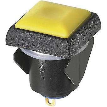 APEM IQC1S452 Pushbutton switch 24 Vdc 0.1 A 1 x Off/On latch 1 pc(s)