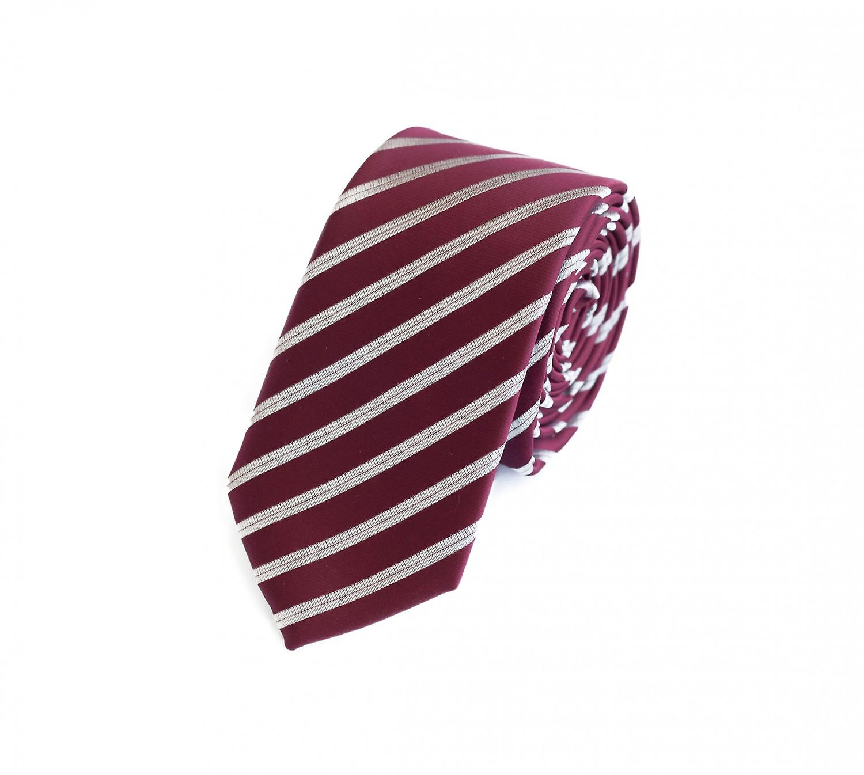 Fabio Farini narrow tie 6 cm multiple colors to choose