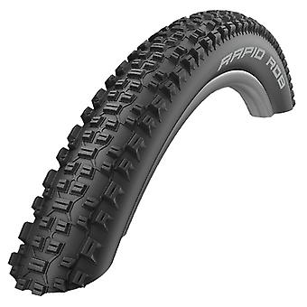 SCHWALBE rapid Rob (SBC) bicycle tyres / / 54-584 (27.5 × 2, 10″) 650b