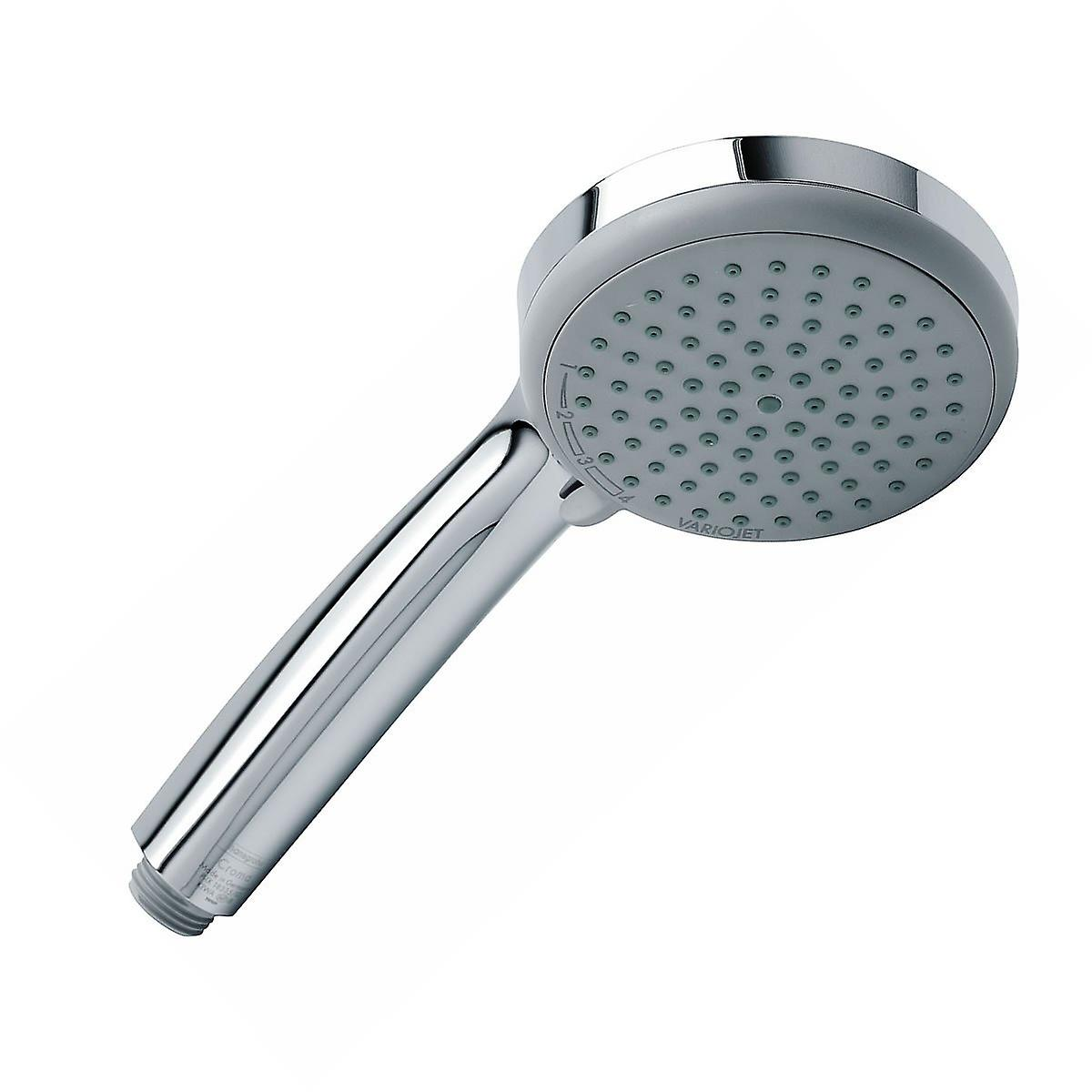 Hand Shower Chrome with Different Settings - Normal Rain Massage Shampoo