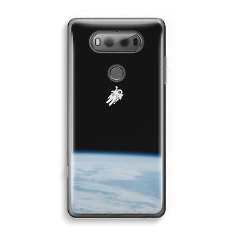 LG V20 gennemsigtig tilfælde (Soft) - alene i rummet