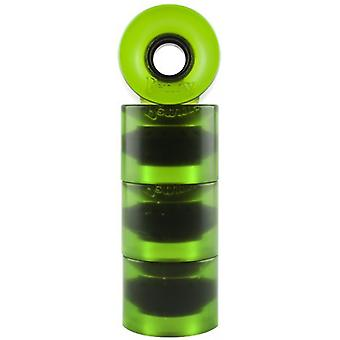 Penny Green Transparent Series - 59mm Cruiser Wheels