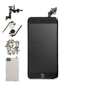 Stuff Certified ® iPhone 6S Plus Front Mounted Display (LCD + Touch Screen + Parts) AAA + Quality - Black