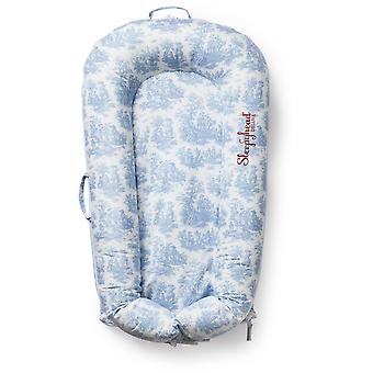 Sleepyhead Funda  Deluxe Toile de Jouy Dusty Blue