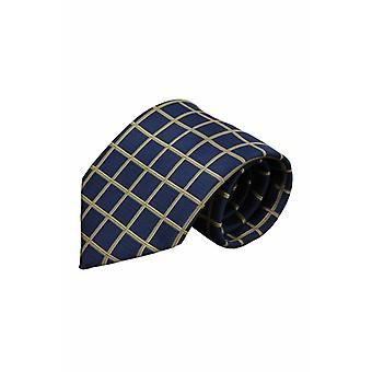 Blue tie Modena 01