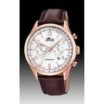 Lotus Herrenuhr chronograph smart casual 18558/1