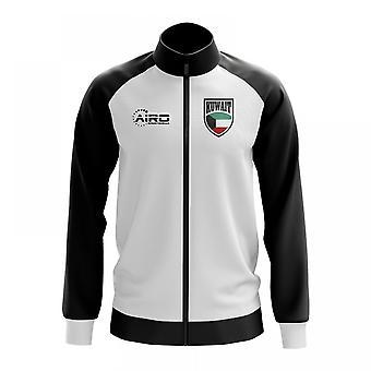 Kuwait konceptet fotboll Track Jacket (White)