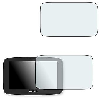 TomTom Go 620 display protector - Golebo crystal clear protection film