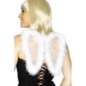 Mini Glitter Wings.