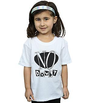 No Doubt Girls Classic Logo T-Shirt