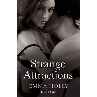 Strange Attractions by Emma Holly - 9780352346919 Book
