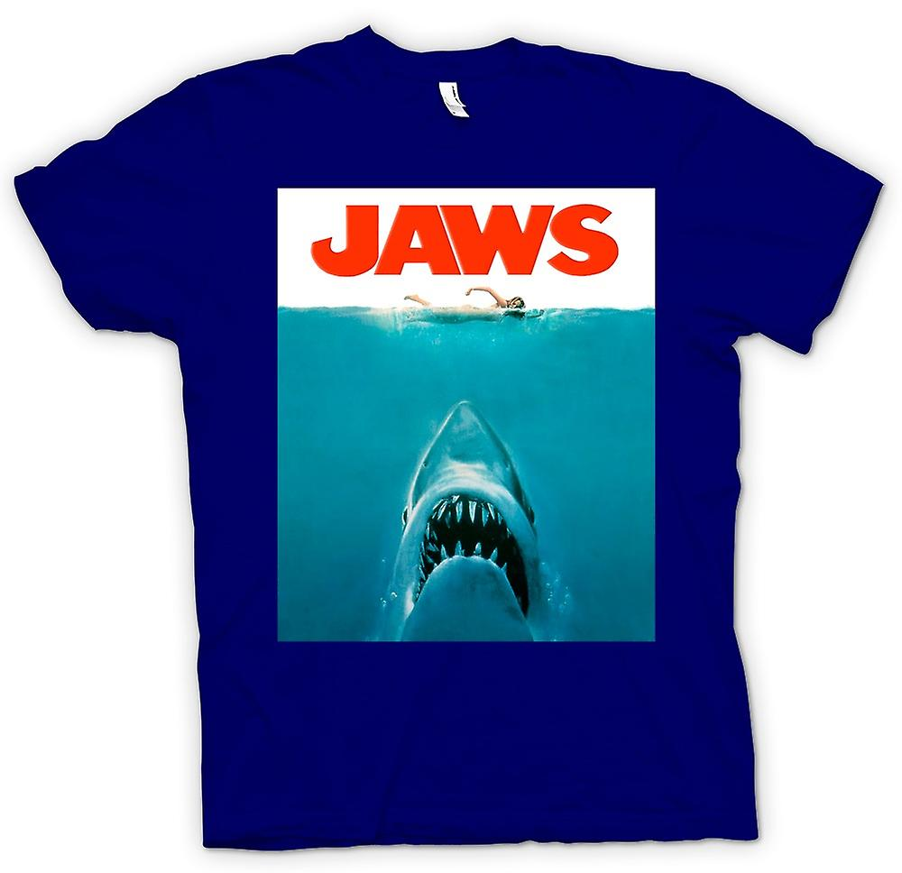 Mens T-shirt - Jaws Shark