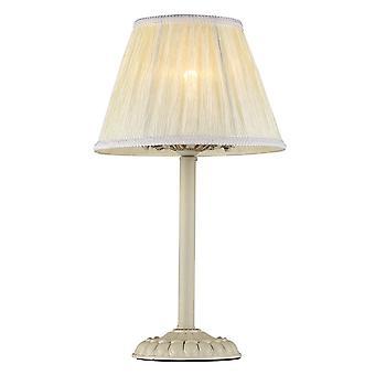 Lampe de Table élégante Olivia d'éclairage Maytoni, Ivoire