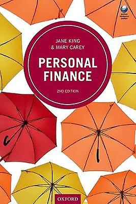 Personal Finance by Mary Carey - Jane King - 9780198748779 Book
