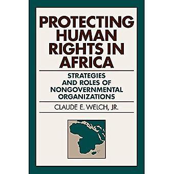 Beskytte menneskerettigheter i Afrika (Pensylvania studier i menneskerettigheter)