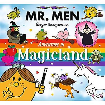 Mr Men Adventure in Magicland