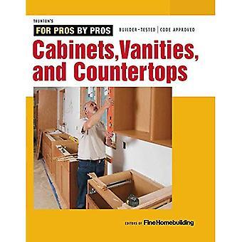 Armoires, vanités & comptoirs (pour les Pros, par des Pros)