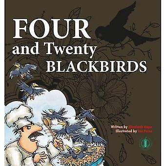 Four and Twenty Blackbirds (The Literacy Tower)