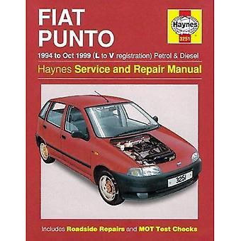 Fiat Punto (1994-1999) Service and Repair Manual (Haynes Service and Repair Manuals)