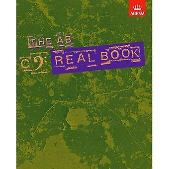 Den AB Real Book, C basklav: basklav Edition (Jazz horn)