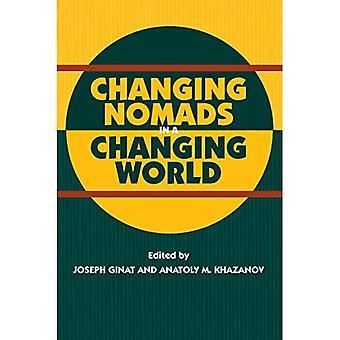 Cambiando i nomadi in un mondo che cambia