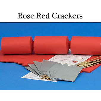 Rose Red Make & Fill Your Own Cracker Making Craft Kits, Boards & Accessories