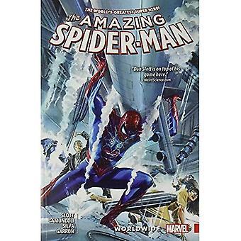 Amazing Spider-Man: Verdensomspennende Vol. 4: volum 4