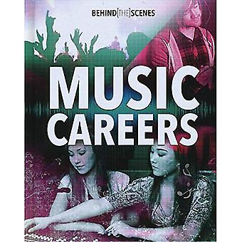 Behind-the-Scenes Music Careers (Savvy: Behind the Glamour)