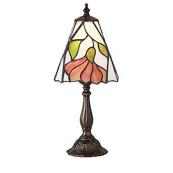 Botanica Small Tiffany Style Table Lamp - Interiors 1900 63963