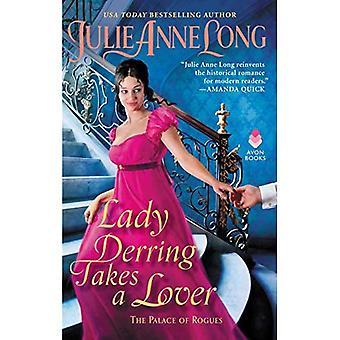 Lady Derring tar en älskare: de Palace av skurkarna (den Palace av skojare)