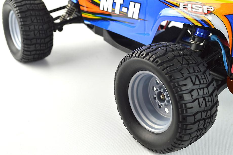 HSP 1:12 Scale Electric RC Monster Truck - Brushed Version