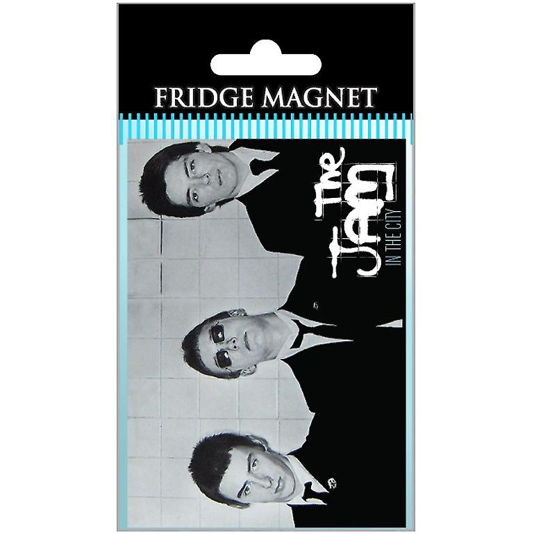 The Jam In The City fridge magnet  (hb)