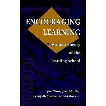 Encouraging Learning by Nixon & Robin